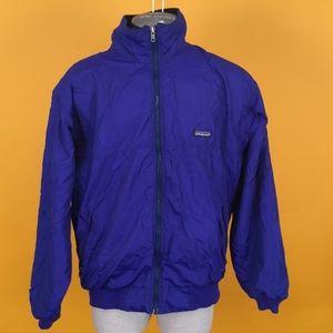Patagonia Men Jacket vintage puffy purple sz L